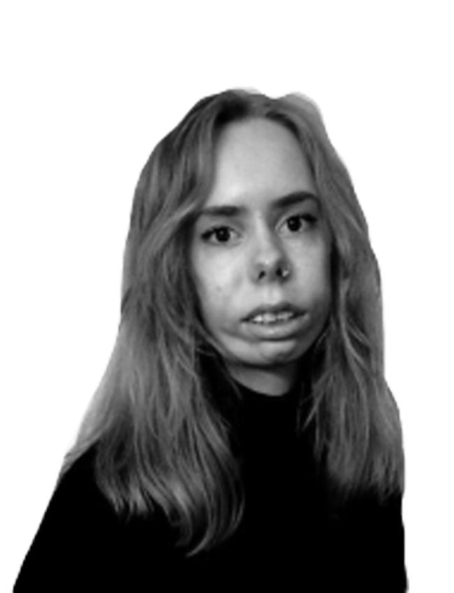Helene Bagge Grimstrup, Bladredaktør, BA Medievidenskab