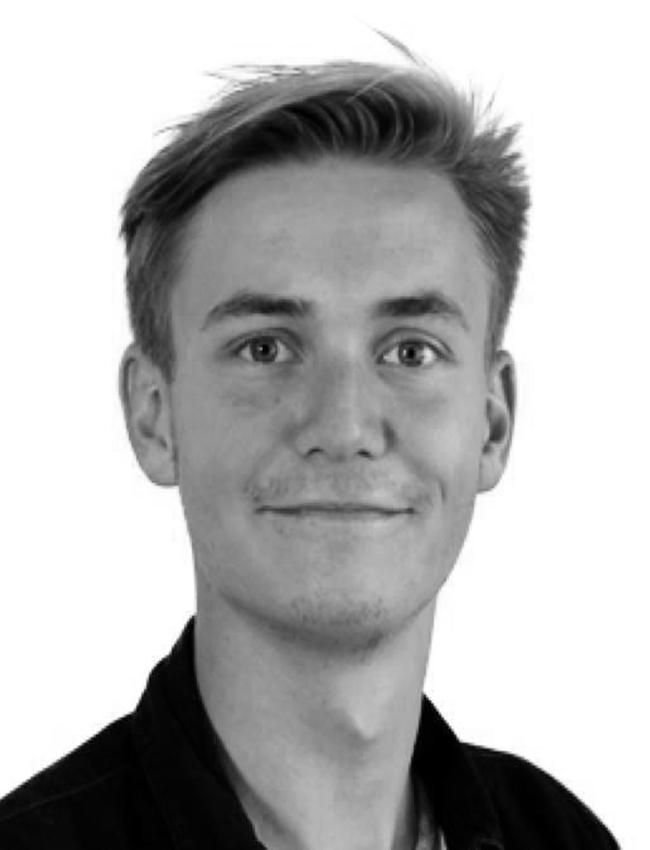 Lars Astrup Jensen, Medievidenskab 3. semester
