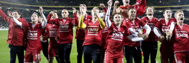 Derfor skal du glæde dig over, at Danmark skal til VM (… selvom du gi'r en fuck for fodbold)